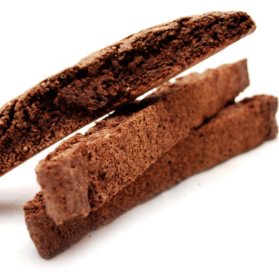 """Chocolate Coconut Biscotti"